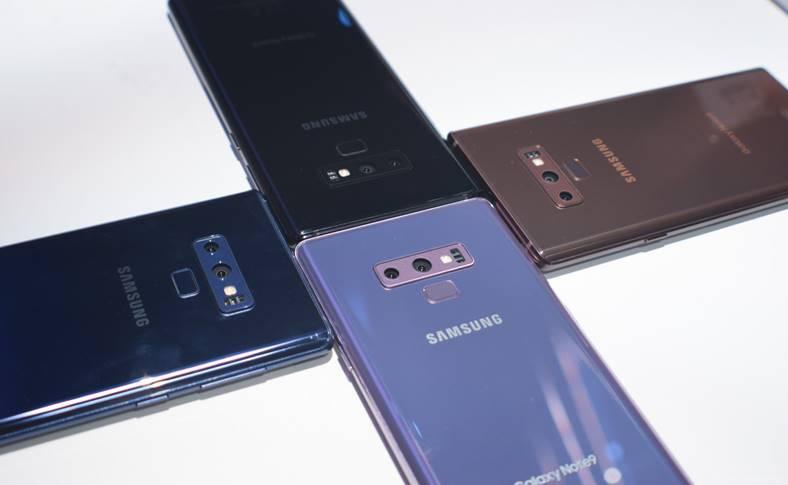 GALAXY Note 9 iPhone X IRONIZAT STUPID Samsung