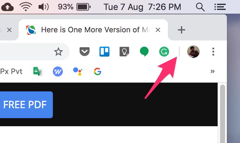 Google Chrome Functia SPECIALA Google 1