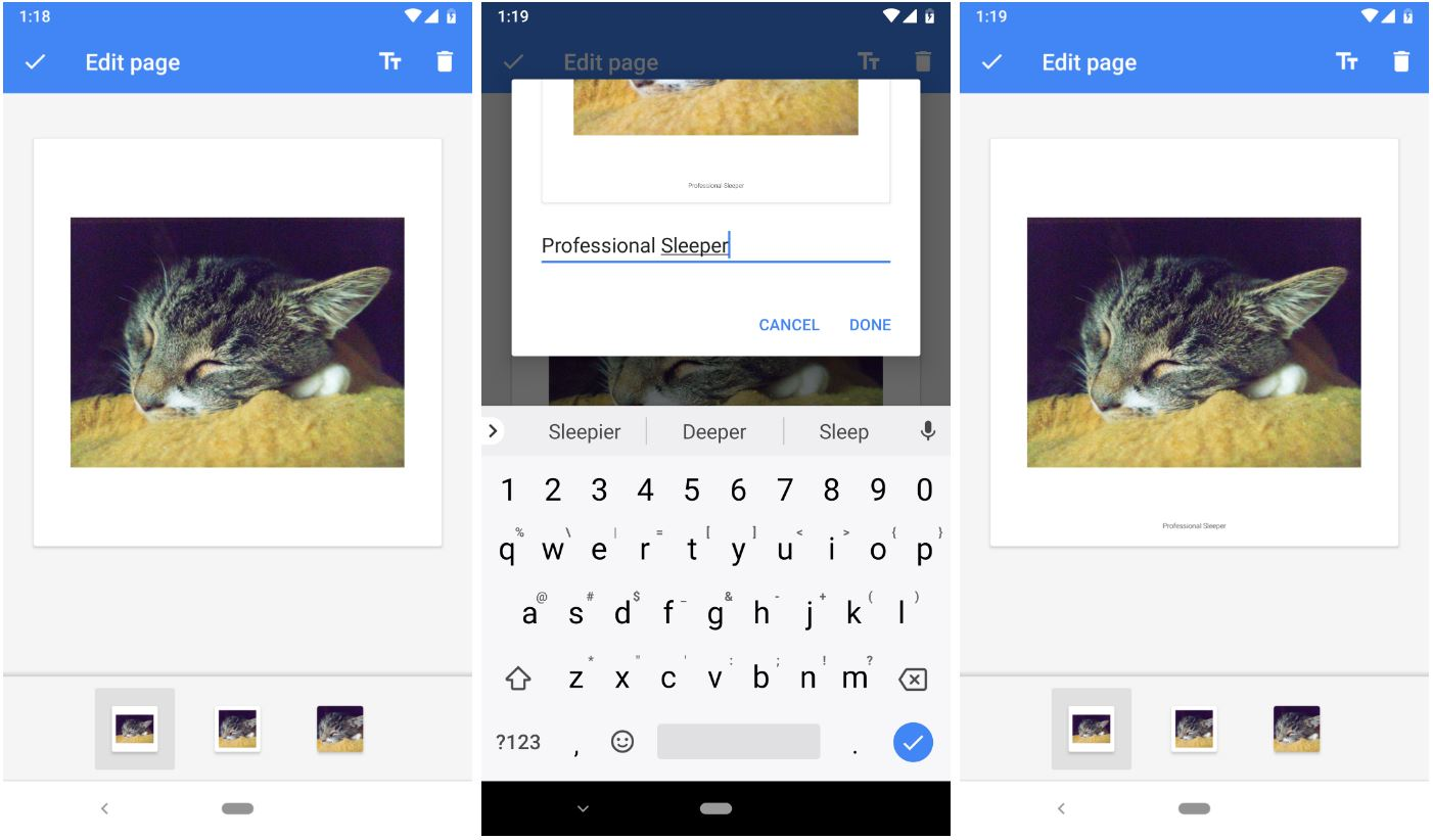 Google Photos 3 Functii iPhone Android 1