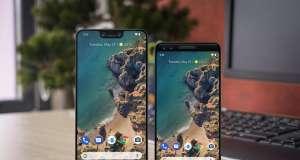Google Pixel 3 DATA LANSARE