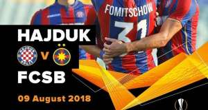HAJDUK SPLIT - FCSB PRO TV LIVE Europa League