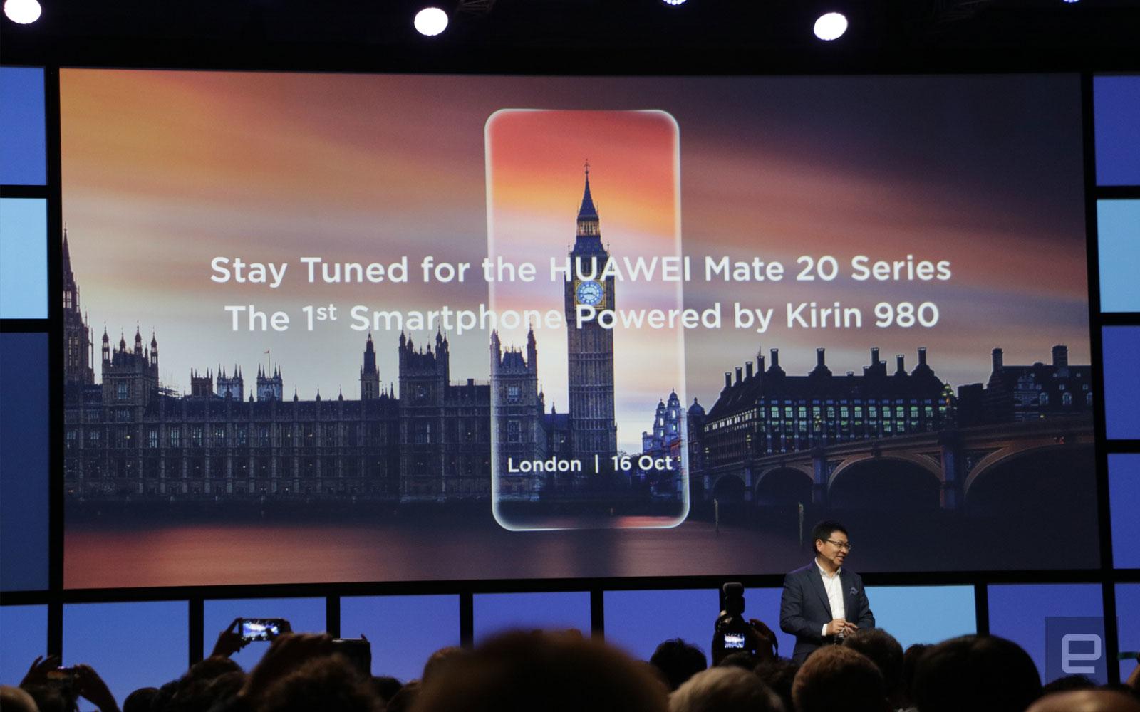 Huawei DATA LANSARE Mate 20 Kirin 980 1