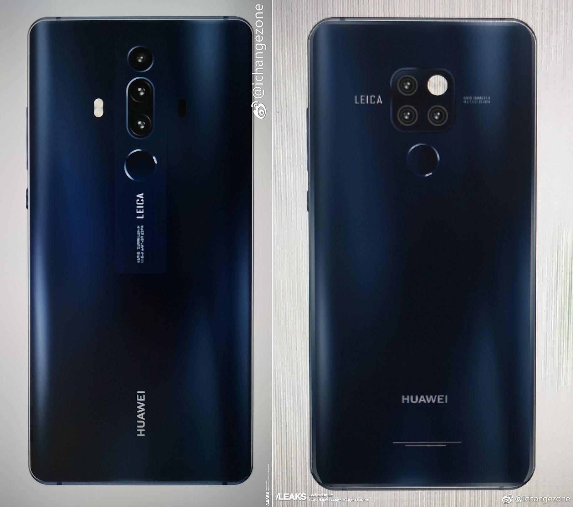 Huawei MATE 20 Functia URIASA LIPSI 1