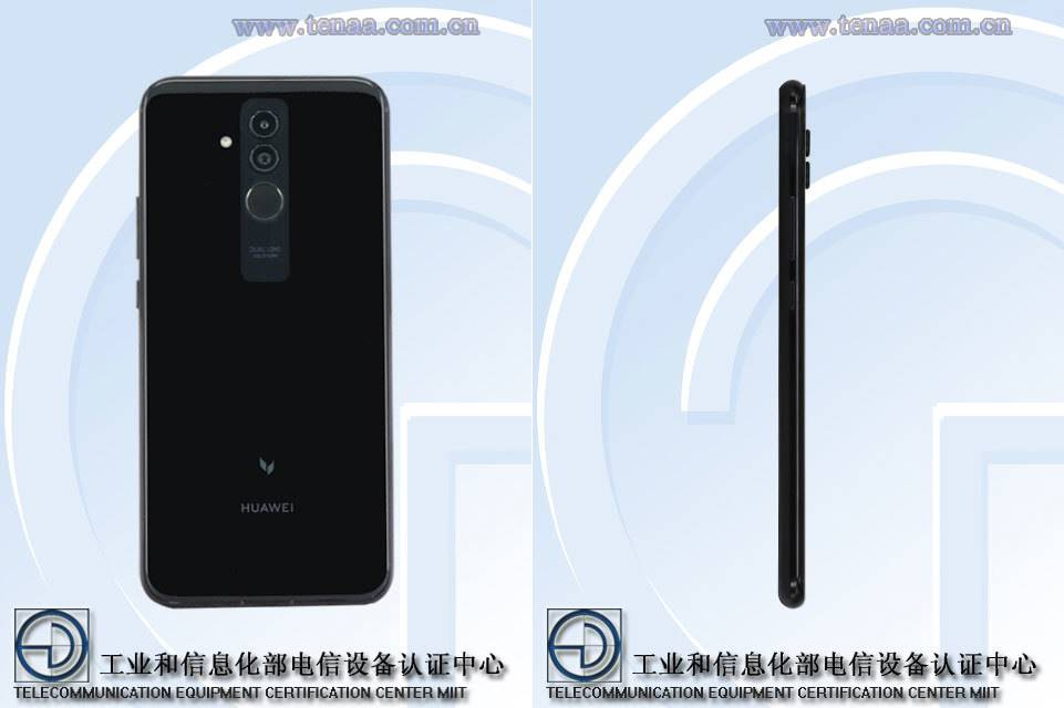 Huawei MATE 20 Official Photo's Design 2