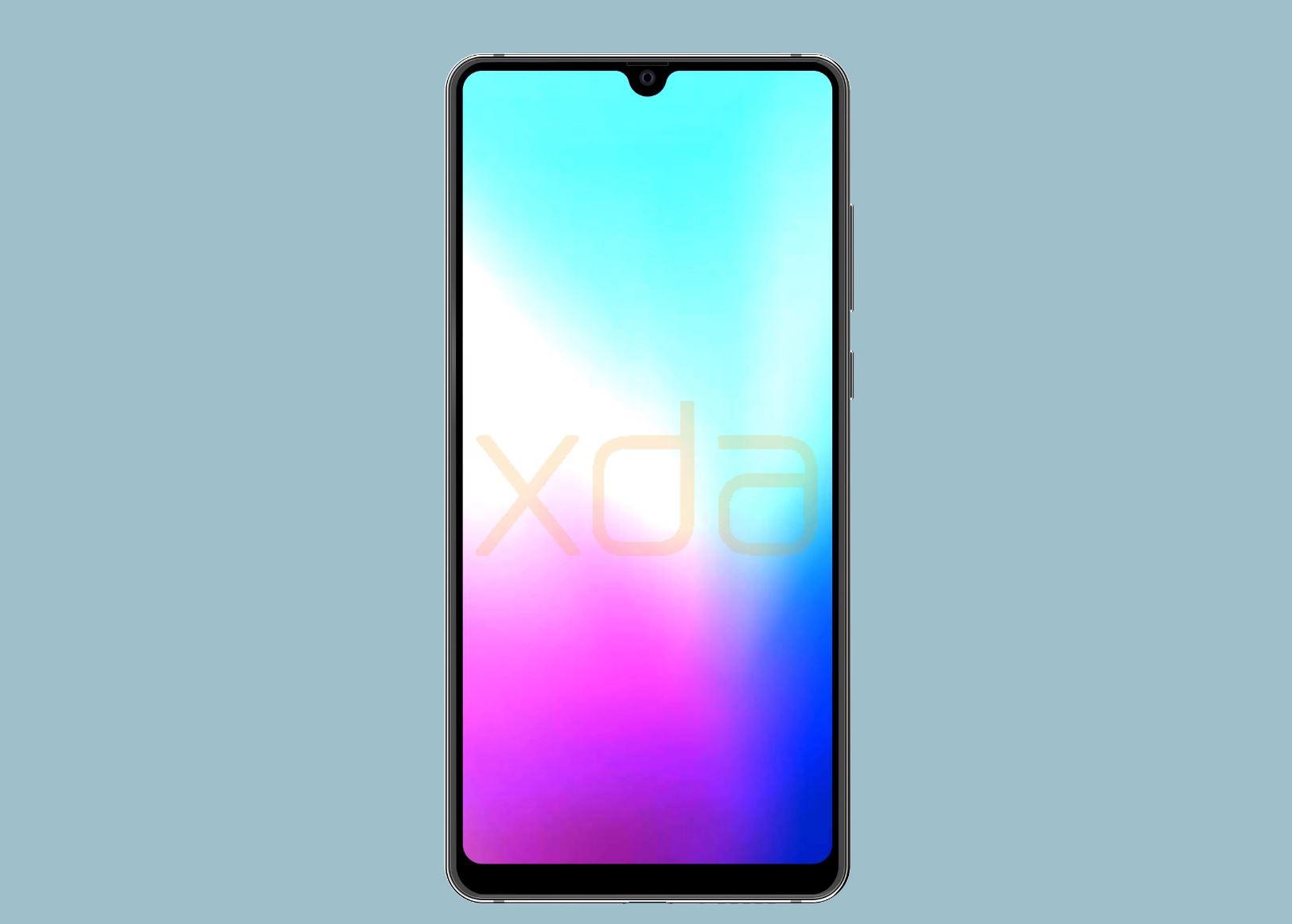 Huawei MATE 20 Imagini NOUL Design 1