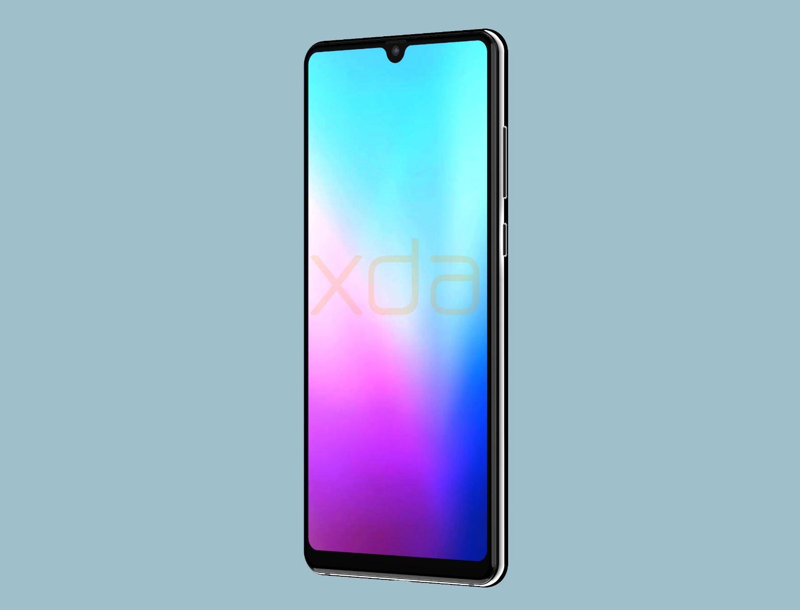 Huawei MATE 20 Imagini NOUL Design 2
