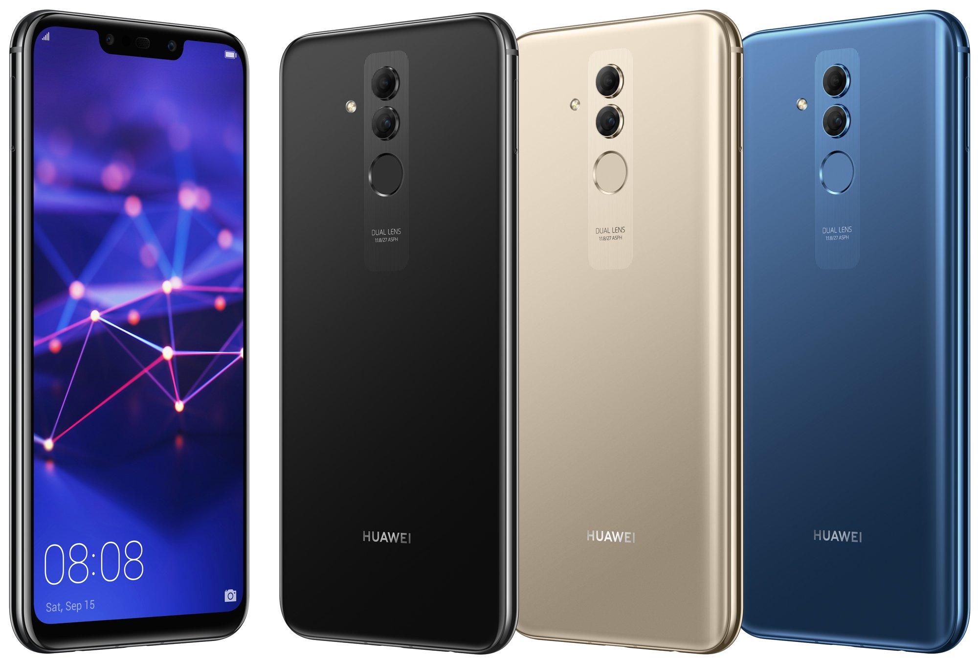 Huawei MATE 20 Primele IMAGINI PRESA 1