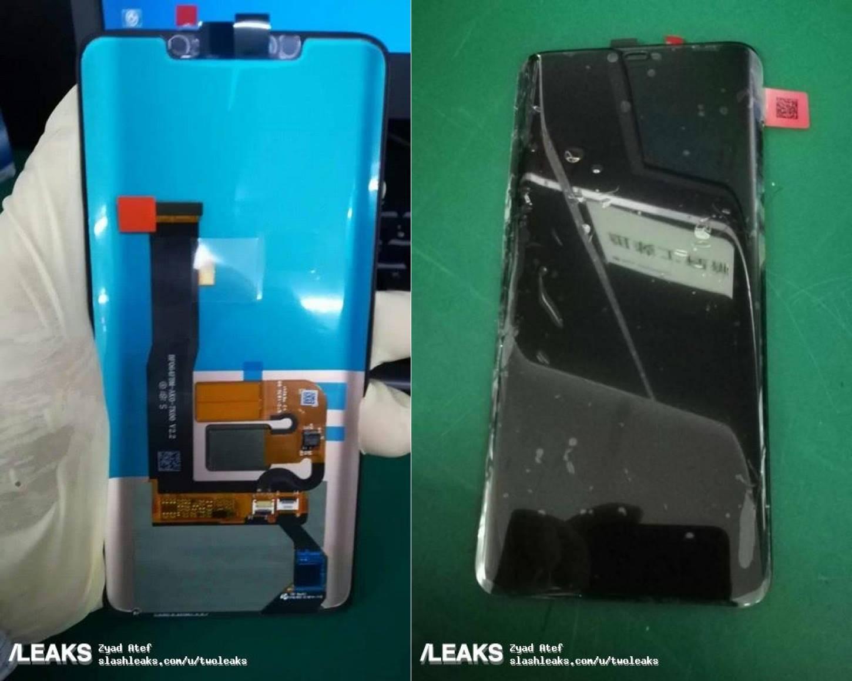 Huawei MATE 20 Pro ecran camera 3d 1