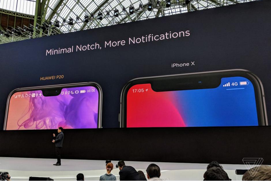 Huawei PENIBILA Criticand iPhone X 1