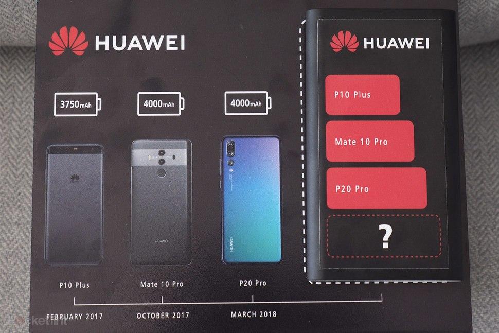 Huawei Schimbarea URIASA IMPACT Global 1