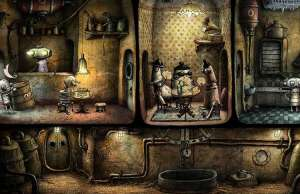 Machinarium pret redus iPhone iPad