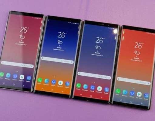 Samsung GALAXY Note 9 BAGAT Gat Clienti