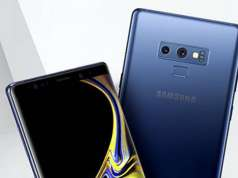 Samsung GALAXY Note 9 Camera BUNA