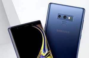 Samsung GALAXY Note 9 Camera BUNA