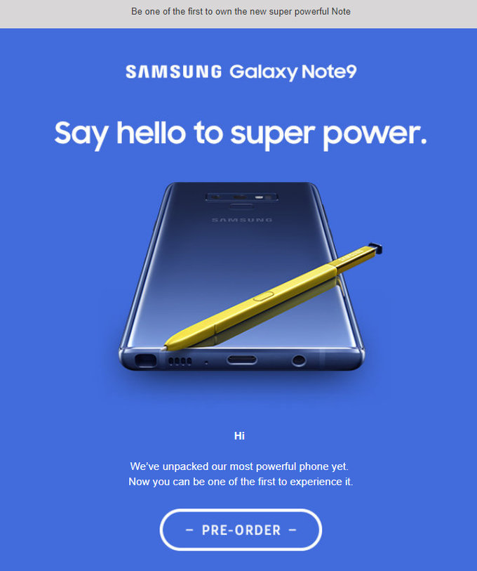 Samsung GALAXY Note 9 Design CONFIRMAT 1