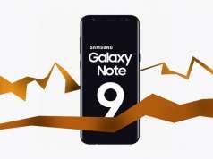 Samsung GALAXY Note 9 Design CONFIRMAT
