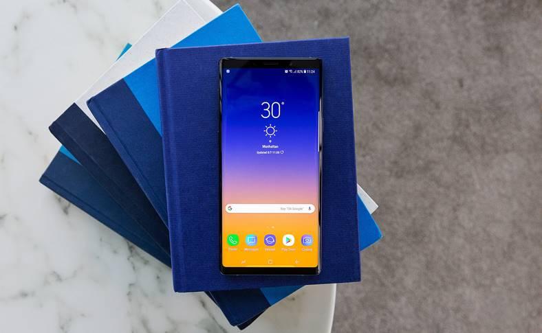 Samsung GALAXY Note 9 Note 8 Diferentele