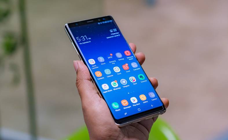 Samsung GALAXY Note 9 PRET LANSARE SPECIFICATII