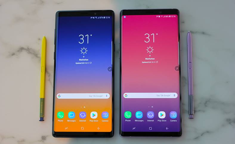 Samsung GALAXY Note 9 PRET Romania