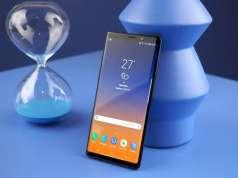 Samsung GALAXY Note 9 PROBLEMA