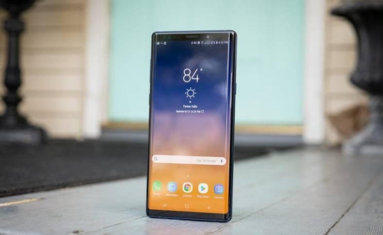 Samsung GALAXY Note 9 PROBLEME Ecran