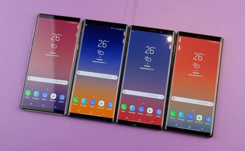 Samsung GALAXY Note 9 SIGURA Bateria