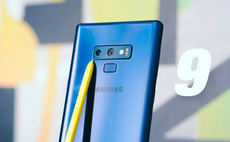 Samsung GALAXY Note 9 iPhone X Comparatia Camerelor