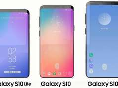 Samsung GALAXY S10 10 NOUTATI MAJORE