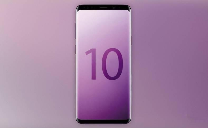 Samsung GALAXY S10 Concept Telefonul Fani