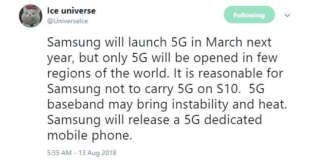 Samsung GALAXY S10 Functia MAJORA LIPSI 1