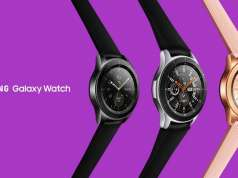 Samsung GALAXY Watch Incercarea Ataca Apple Watch