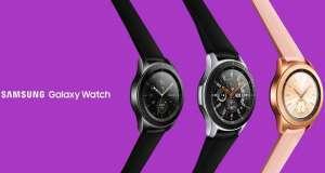 Samsung GALAXY Watch Incercarea Ataca Apple Watch