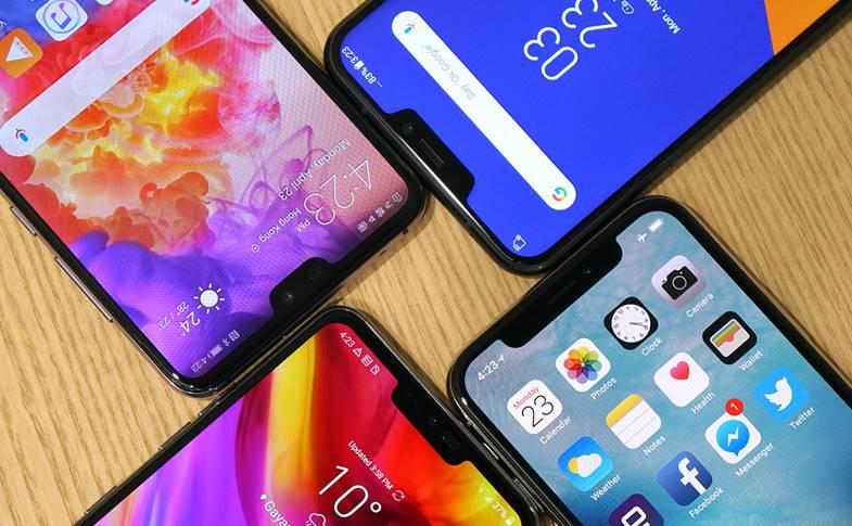 Smartphone REVOLUTIE Baterii