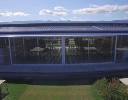 Tim Cook Extravaganta Apple Park