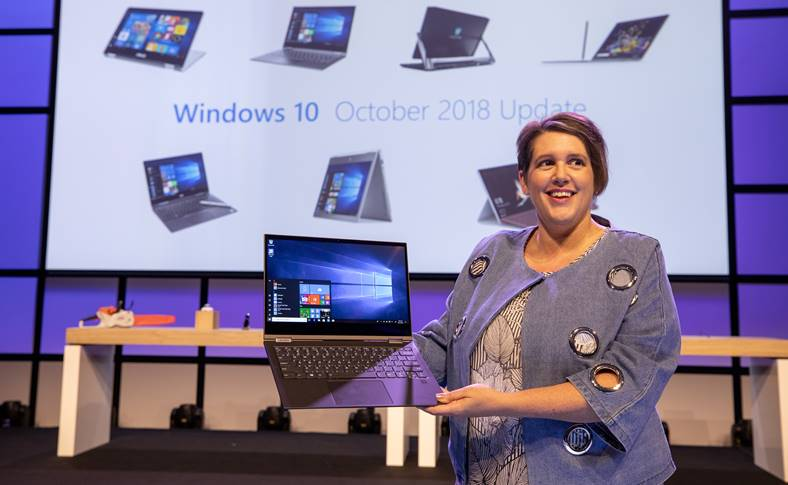Windows 10 October 2018 Update lansare