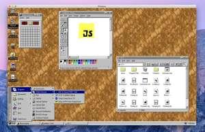 Windows 95 Folosi Aplicatie