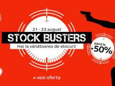 eMAG 50.000 Oferte Reducerile Stock Busters