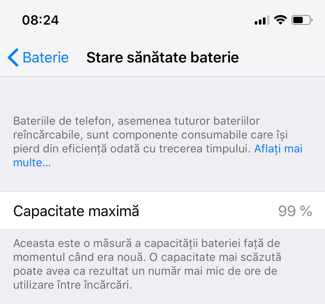 iOS 12 IMPORTANTA iPhone iPad 1