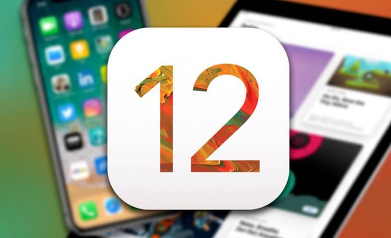 iOS 12 beta 8 performante