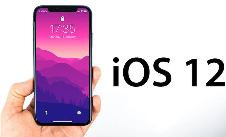 iOS 12 public beta 5