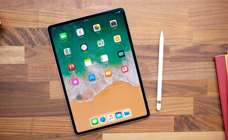 iPad Pro 2018 iOS 12 Design CIUDAT