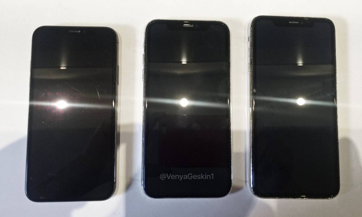 iPhone 9 iPhone X 2018 iPhone X Plus ARATA TREI Modele 1