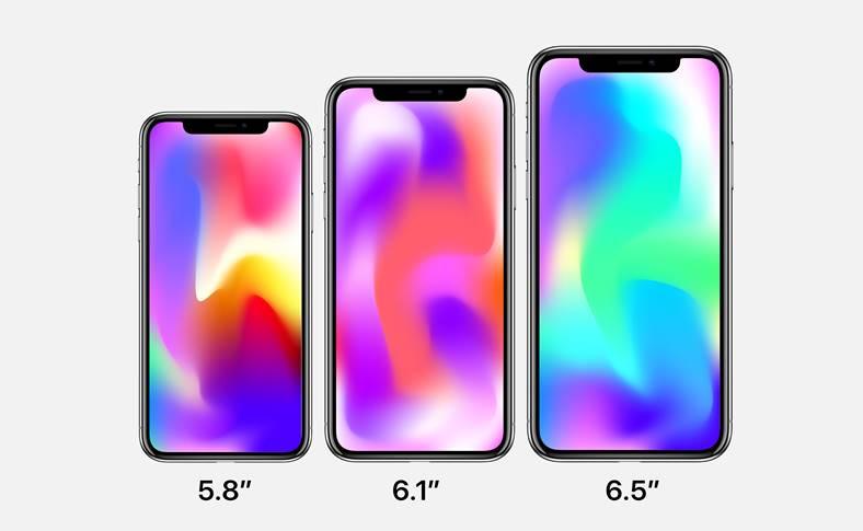 iPhone 9 iPhone X 2018 iPhone X Plus ARATA TREI Modele