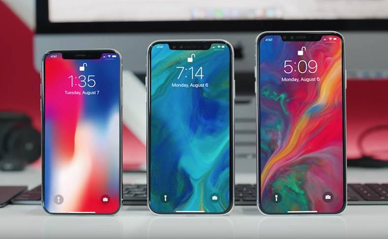 iPhone 9 iPhone X Plus Productia INCEAPA