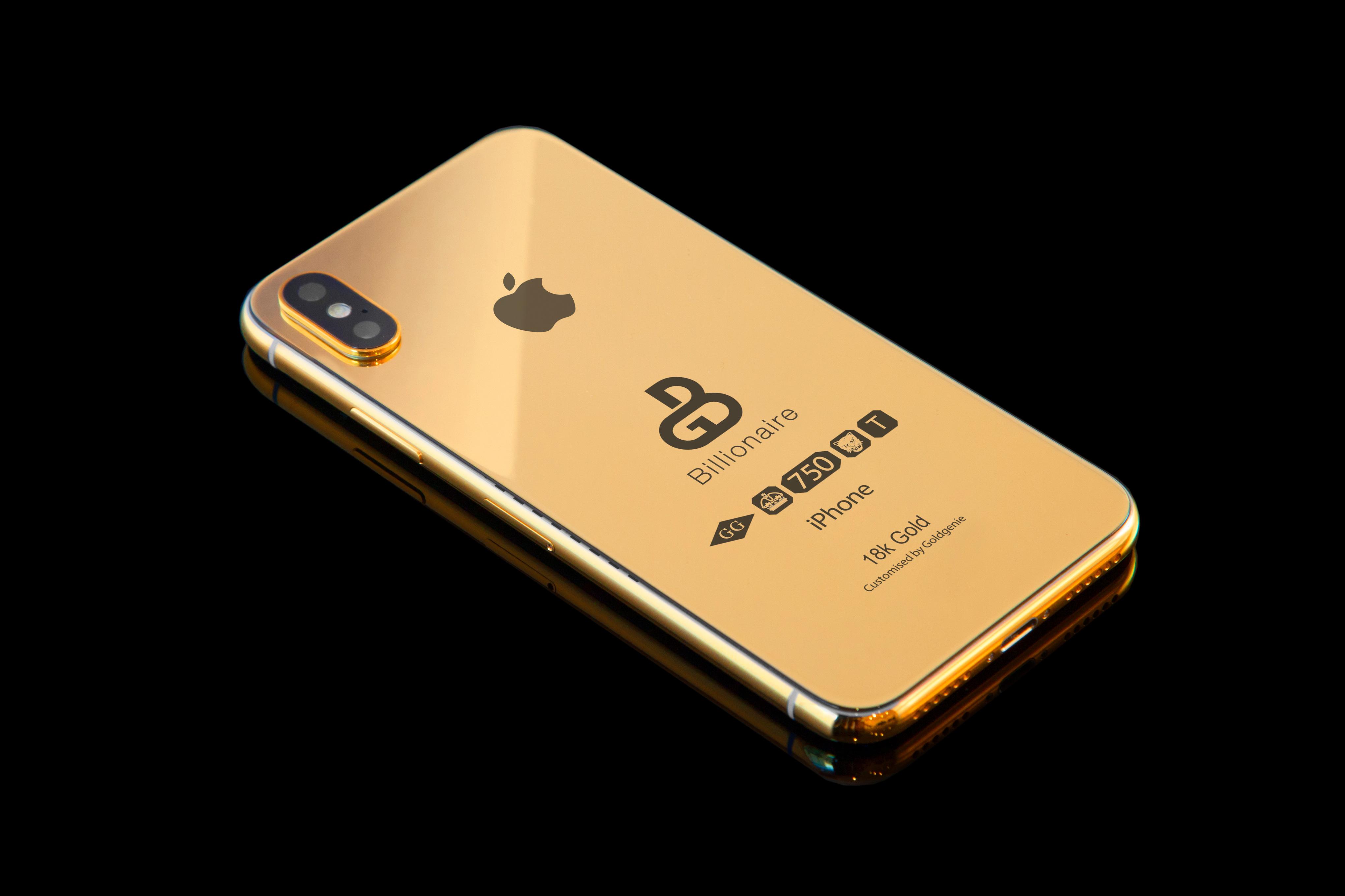 iPhone X Miliardari costa APARTAMENT 1