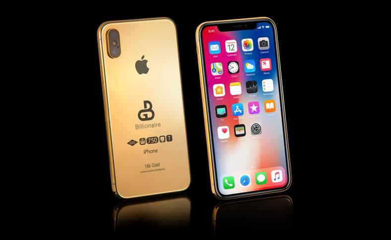 iPhone X Miliardari costa APARTAMENT