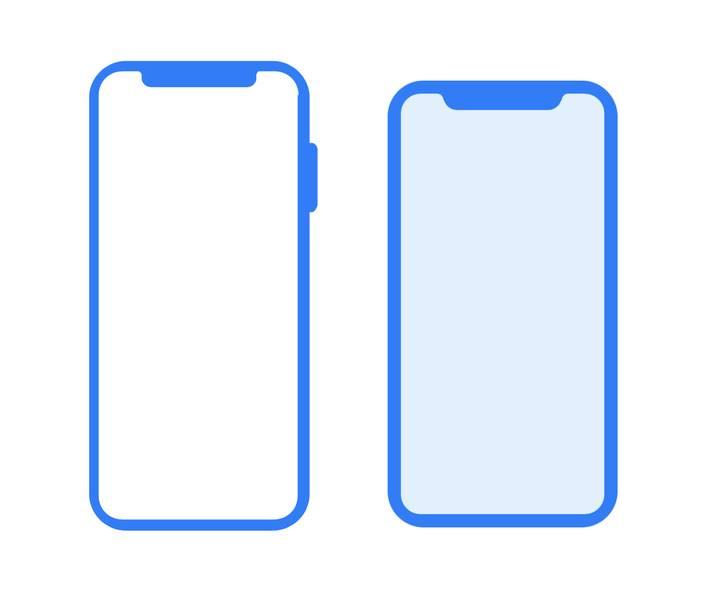 iPhone X Plus iOS 12 CONFIRMA Design 1