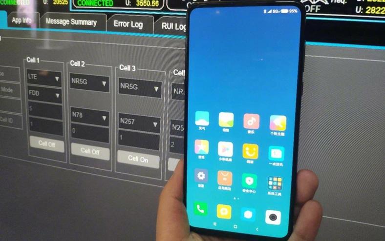 ARATA Primul Telefon 5G Lansat