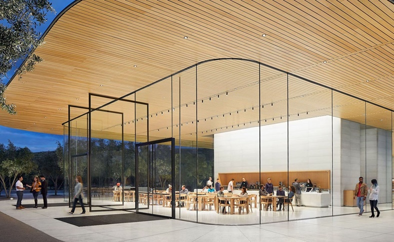 Apple Inregistreaza Marca Denumirea Apple Park