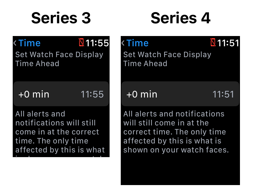Apple Watch 4 MARI Aplicatiile Noul Ecran 3